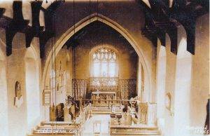 Interior View of St Bartholomew's Church